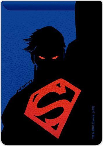 Kieszonka na kartę Superman 003 DC niebieska
