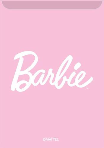 Kieszonka na kartę Barbie 001 różowa
