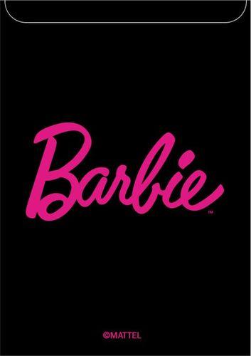 Kieszonka na kartę Barbie 001 czarna