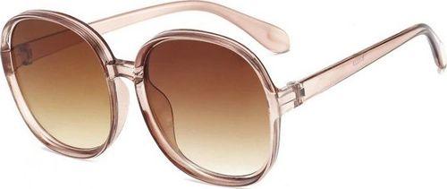 eCarla Okulary przeciwsłoneczne plastik OK200WZ2 brązowe