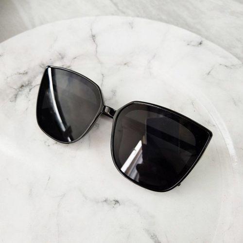eCarla Okulary przeciwsłoneczne plastik OK197CZ
