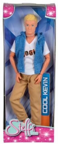Simba STEFFI Lalka Kevin w modnym ubraniu - 105733059