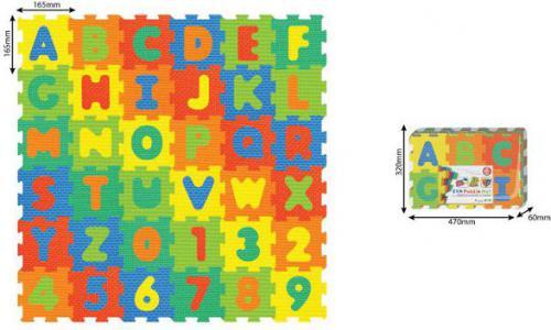 Smily Mata piankowa, litery 100x100cm (1101B3)