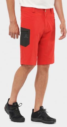 Salomon Spodenki męskie Wayfarer Shorts M Goji Berry r. 54 (LC1489800)