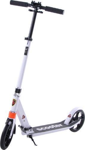 Fuzlu Hulajnoga dla dorosłych Scooter biała