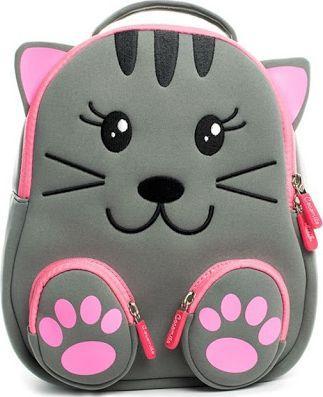 Cocomilo Cocomilo, plecak przedszkolny, Nieśmiały kotek