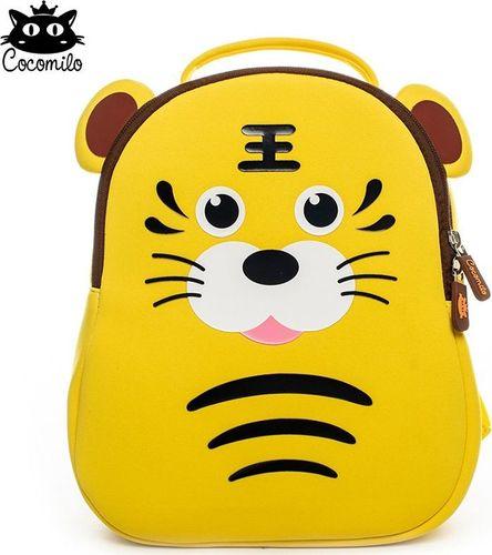 Cocomilo Cocomilo, plecak przedszkolny, Tygrys
