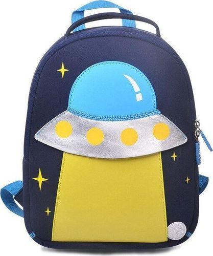 Cocomilo Cocomilo, plecaczek dla przedszkolaka, UFO