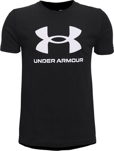 Under Armour Y Sportstyle Logo Ss Jr