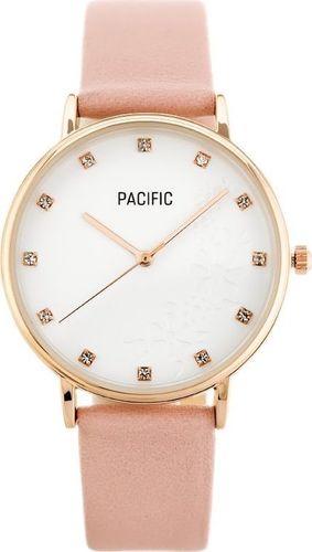 Zegarek Pacific ZEGAREK DAMSKI PACIFIC X6183 - różowy (zy669c)