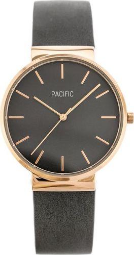 Zegarek Pacific ZEGAREK DAMSKI PACIFIC X6069 - szary/rg (zy671g)