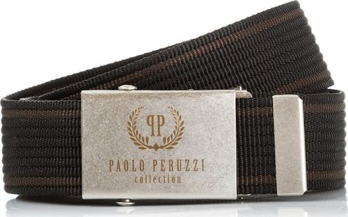 Paolo Peruzzi PASEK MĘSKI DO SPODNI PAOLO PERUZZI PW-04-PP-125CM