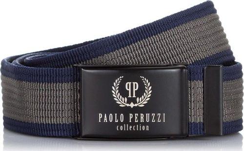 Paolo Peruzzi MODNY PASEK PARCIANY PAOLO PERUZZI PW-17-PP