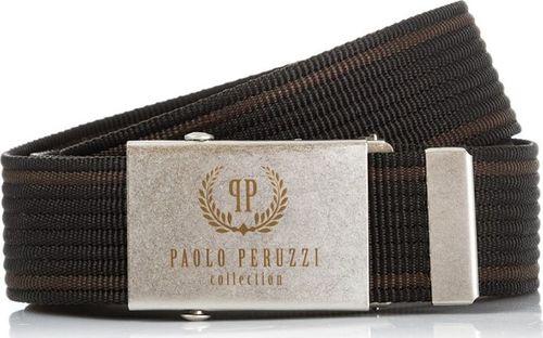 Paolo Peruzzi PASEK MĘSKI DO SPODNI PAOLO PERUZZI PW-04-PP-115CM