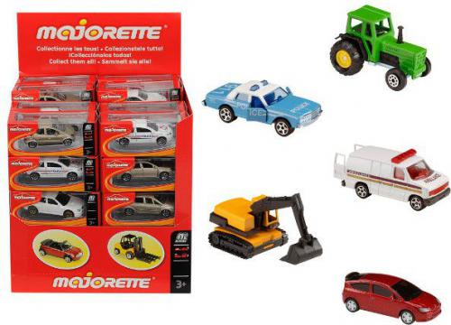 Majorette Modele Samochodów Display x 40 (212052790)