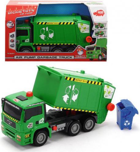 Dickie DICKIE Air Pump śmieciarka z pompką - 203805000