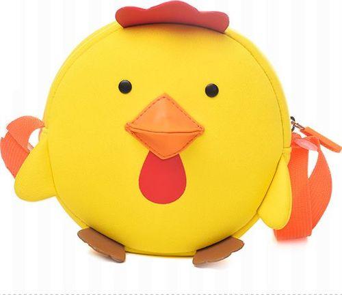 Cocomilo Cocomilo, plecak przedszkolny, Odważny kurczaczek, żółty