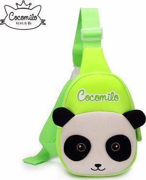 Cocomilo Cocomilo, plecak przedzkolny, Panda na ramię