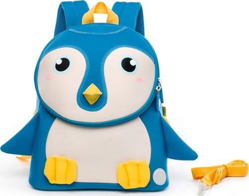 Cocomilo Cocomilo, plecak przedszkolny, Pingwinek, niebieski