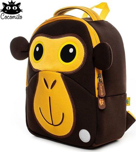 Cocomilo Cocomilo, plecak przdszkolny, Małpka (XCKZ002)