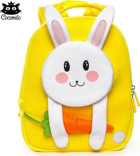 Cocomilo Cocomilo, plecak przedszkolny, Królik żółty (XCKZ008)