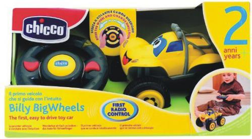 Chicco Samochód Billy żółty 617590