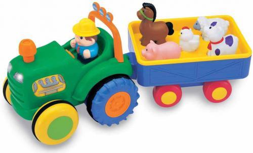 Dumel Traktor Farmer (DD24752)