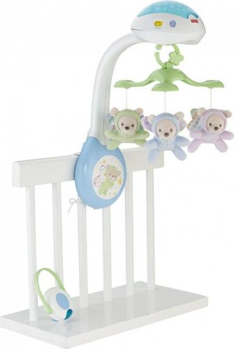Fisher Price Karuzela z Misiami (CDN41)