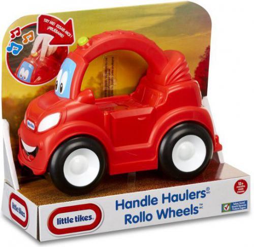 Little Tikes Czerwone auto z uchwytem (636141M)