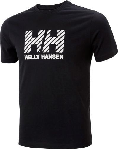 Helly Hansen Koszulka męska Active T-shirt Black r. M (53428_990-M)