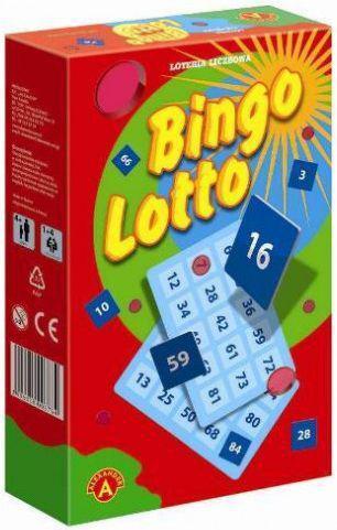 Alexander Gra Bingo lotto mini (1344)