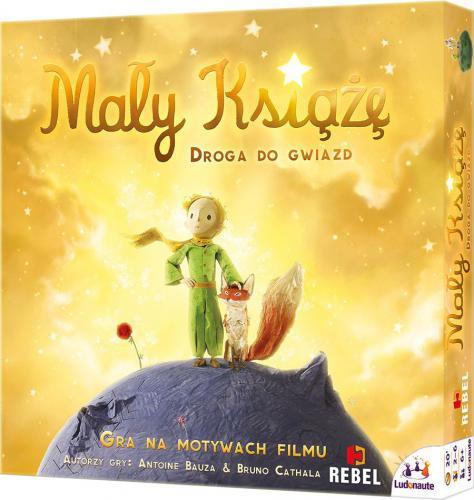 Rebel Mały Książę Droga do Gwiazd edycja film. (97721)