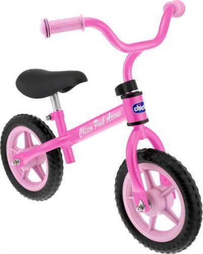 Chicco Rowerek biegowy  Pink Arrow  17161