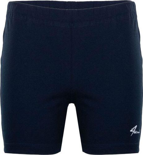 TXM TXM Spodnie chłopięce sportowe 122 GRANATOWY