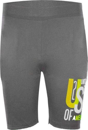 TXM TXM Spodnie chłopięce sportowe 134 CIEMNY SZARY