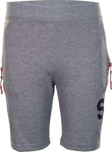 TXM TXM Spodnie chłopięce sportowe 140 SZARY