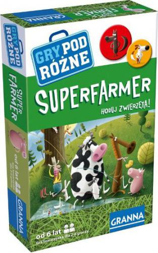 Granna Super Farmer - Mini (00240)