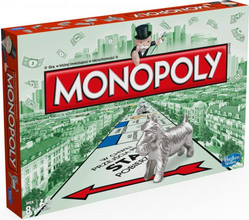 Hasbro Monopoly Standard (00009)