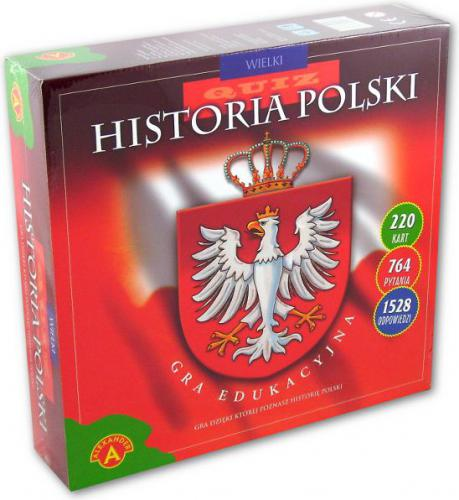 Alexander ALEXANDER Gra Quiz Historia Polski Wielk - 0526