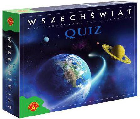 Alexander Gra Wielki Quiz, Wszechświat - (0584)