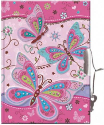 Starpak Pamiętnik Blue Butterfly - 316773