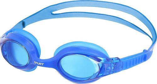 NILS Okularki SIL-20 AF Niebieskie