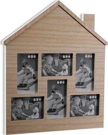 Ramka Bigbuy Home Ramka na Zdjęcia (1,2 x 40 x 36 cm) Drewno