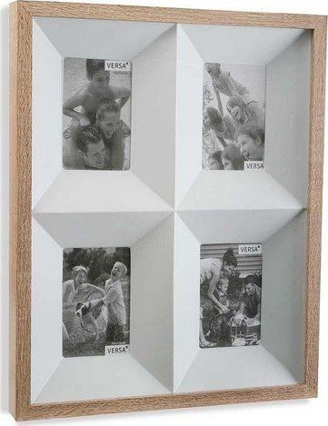 Ramka Bigbuy Home Ramka na Zdjęcia Drewno MDF Fusion (5 x 40,9 x 50,6 cm)