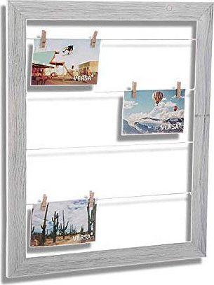 Ramka Bigbuy Home Ramka ścienna na zdjęcia Drewno MDF (5 x 50 x 40 cm)