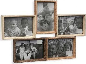 Ramka Bigbuy Home Ramka ścienna na zdjęcia Drewno MDF (2,3 x 30,5 x 43 cm)