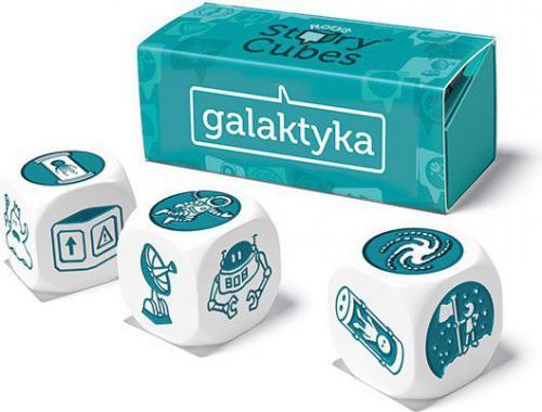 Story Cubes Gra Story Cubes: Galaktyka 95735