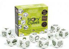 Story Cubes Gra Voyages - (23262)