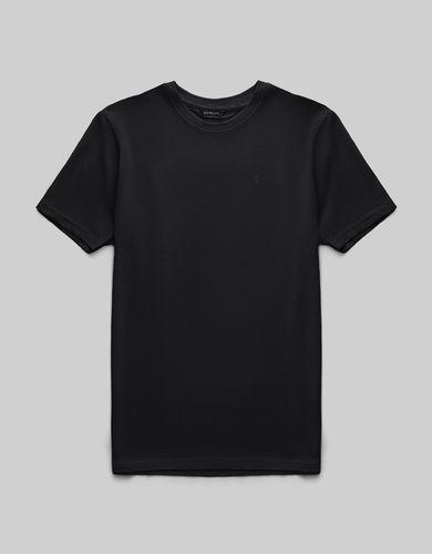 BORGIO t shirt męski como czarny rozmiar S