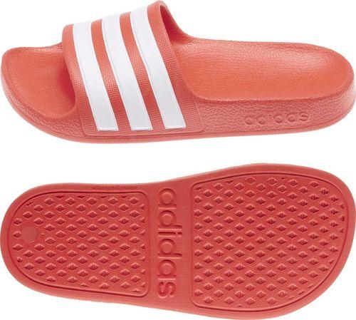 Adidas Klapki Adilette Aqua FY8066 Czerwone  r. 37